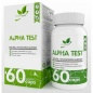 Тестобустер Natural Supp Alpha test 60 капсул